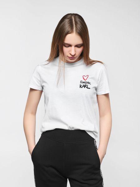 Футбольная футболка Karl Lagerfeld