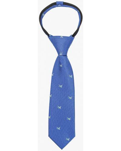 Китайский синий галстук осенний Cleverly