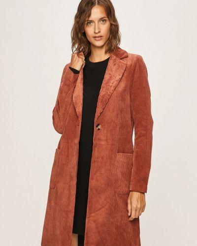 Куртка с капюшоном на пуговицах классическая Only