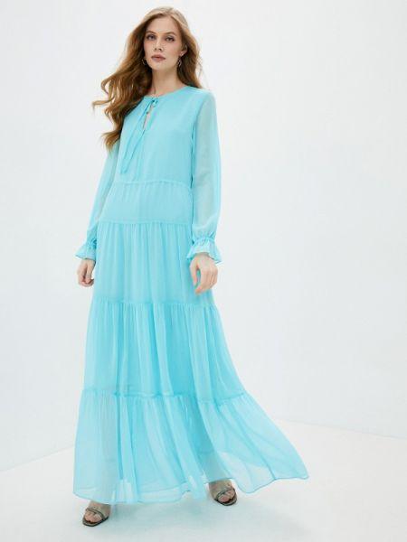 Платье - голубое Soaked In Luxury