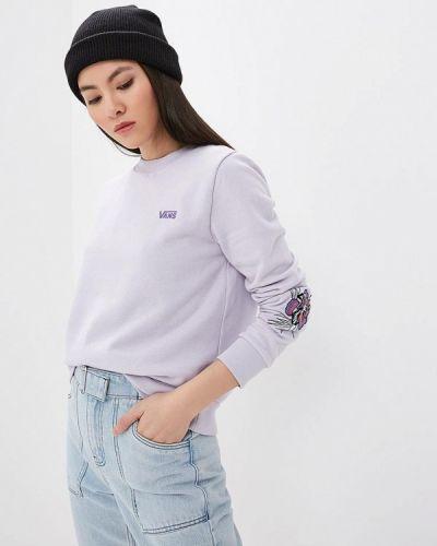 Толстовка фиолетовый Vans