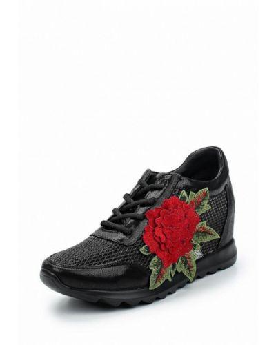Кроссовки черный Grand Style