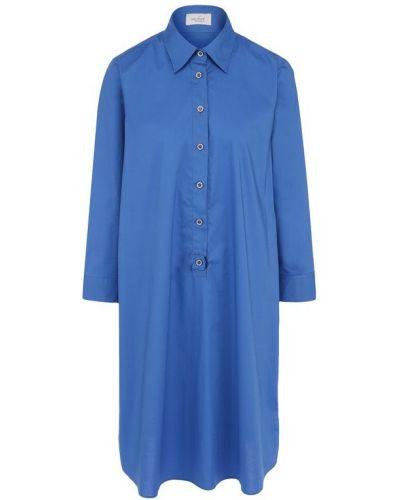Платье рубашка в полоску на пуговицах Van Laack