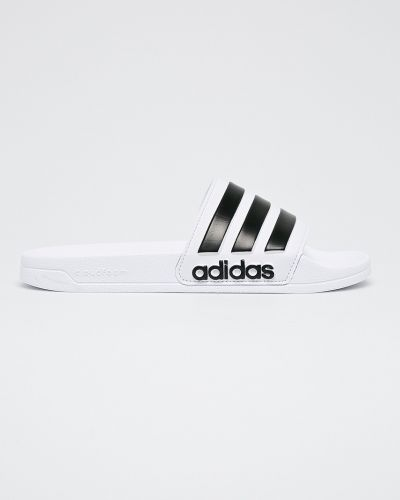 Белые сандалии текстильные Adidas Performance