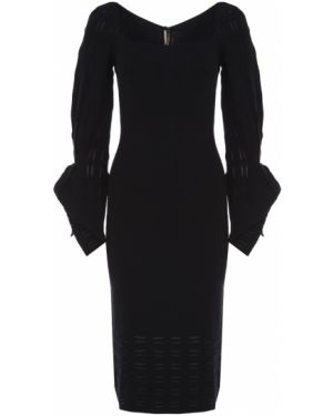 Коктейльное платье футляр на молнии Roland Mouret