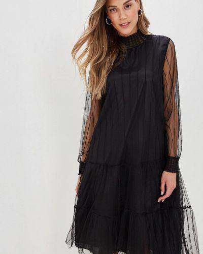 Черное вечернее платье Care Of You