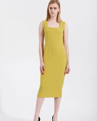 Платье весеннее желтый W8less