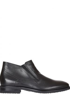Кожаные ботинки осенние Roberto Rossi