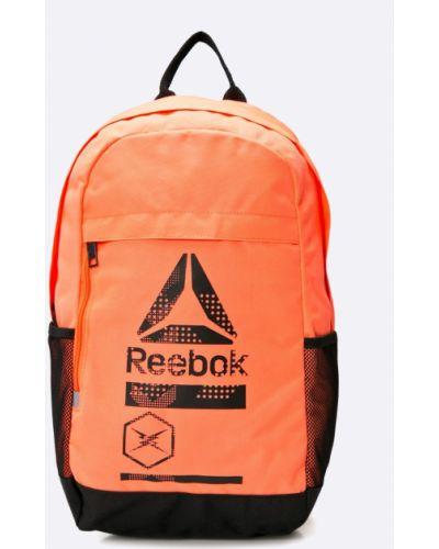 Рюкзак красный оранжевый Reebok