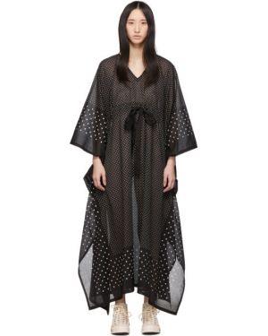 Платье макси с воротником на молнии Visvim