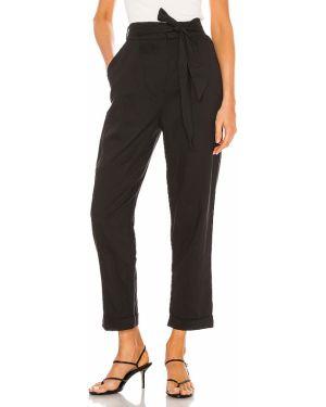 Spodnie z kieszeniami obcisłe Majorelle