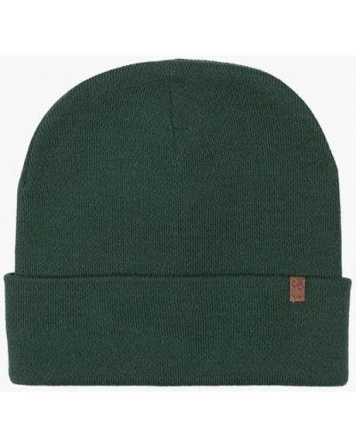 Зеленая шапка осенняя Sava Mari