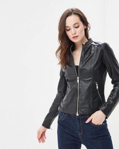 Черная куртка La Reine Blanche