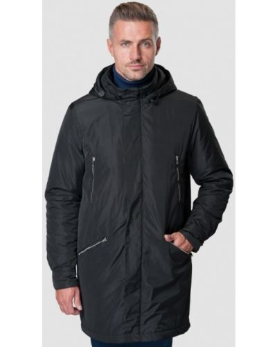 Утепленная куртка - черная Arber