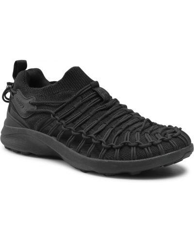 Klasyczne sandały - czarne Keen