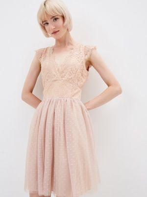 Вечернее платье - бежевое Soky & Soka
