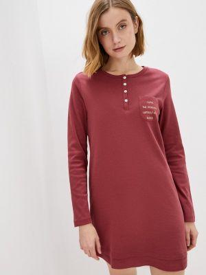 Платье - красное Nymos