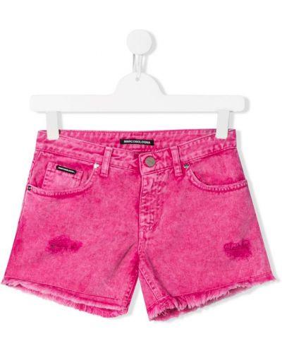 Розовые шорты Marco Bologna Kids