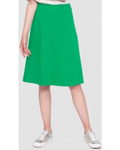 Зеленая юбка осенняя Dolcedonna