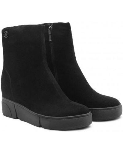 Ботинки - черные Sufinna