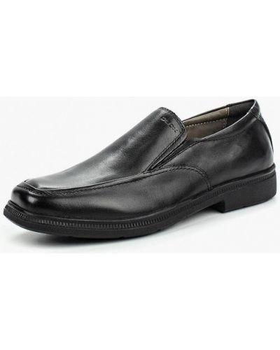 Туфли черные Geox