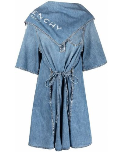 Koszula jeansowa na co dzień Givenchy