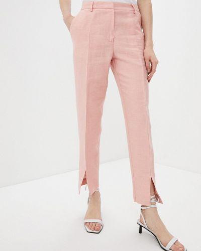 Повседневные розовые брюки Beatrice.b