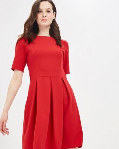 Платье красный польское Stylove