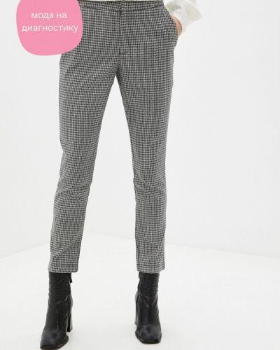 Повседневные серые брюки Tiffosi