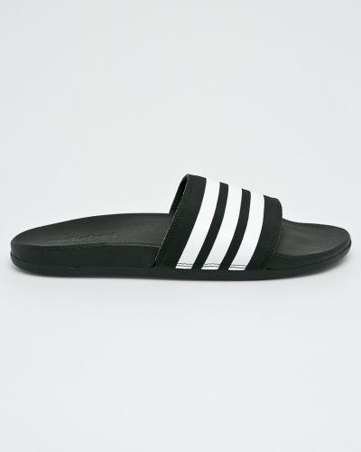 Черные сандалии текстильные Adidas Performance