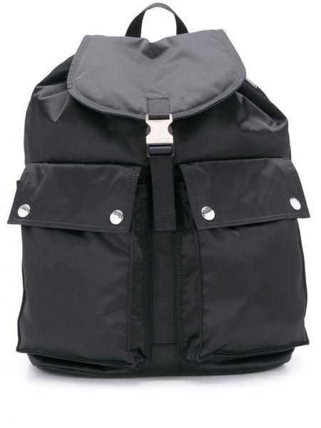 Черный рюкзак с завязками Porter
