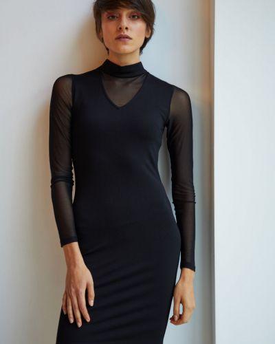 Платье мини из вискозы однотонное Medicine