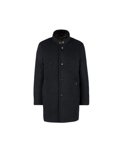 Пальто - синее Moorer