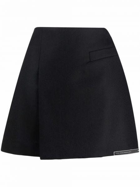 Czarna spódnica wełniana Eytys