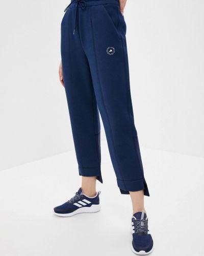 Синие спортивные брюки Adidas By Stella Mccartney