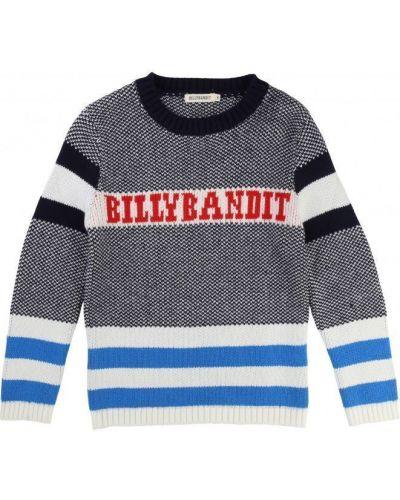 Брендовый пуловер Billybandit