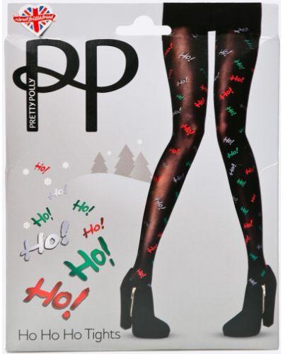 Черные колготки Pretty Polly