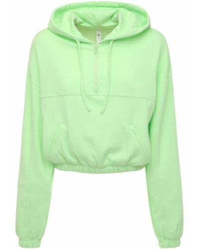 Zielona bluza Alo Yoga