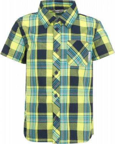 Рубашка с короткими рукавами льняная с карманами Outventure
