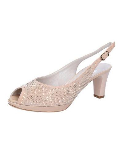 Beżowe sandały Musella