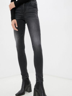 Серые джинсы осенние Miss Sixty