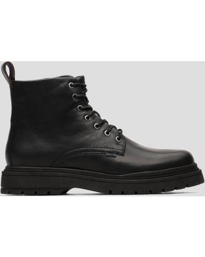 Ботинки - черные Badura