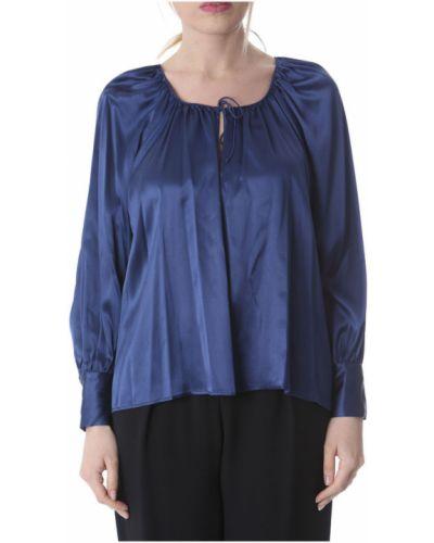 Niebieska koszula Aglini