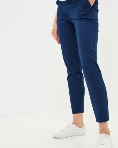 Синие повседневные брюки Budumamoy