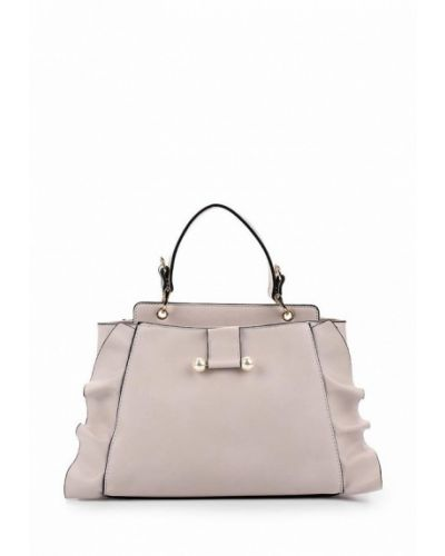 Розовая сумка Zarina