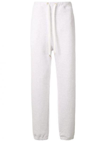 Свободные прямые брюки с карманами новогодние Makavelic