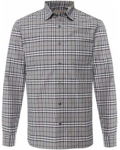 Рубашка хлопковая Burberry
