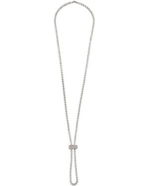 Ожерелье серебряный Jacquemus