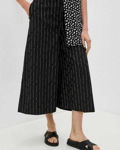 Повседневные черные брюки Mcq Alexander Mcqueen