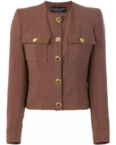 Короткая куртка Jean Louis Scherrer Pre-owned